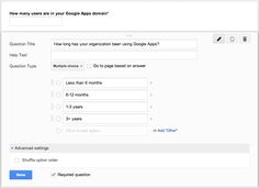 You can  now randomize/shuffle answer order in Google Forms - love this!