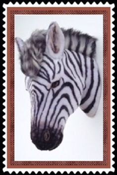 """Life Size Zebra Head Wall Mount is Handcrafted from Resin and Faux Fur. Large Zebra Head Wall Mount Display Measures Approx 18"""" x 15"""" x 25"""" and Weighs Approx 13 lbs. Realistic Exotic Animal Head Wall Mount! SHIPPING IS INCLUDED IN PRICE! Orders can be placed securely online or by calling (318) 939-2262. Order now."""