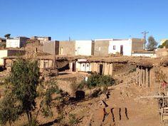 Serejka, il primo villaggio visitato nel corso della missione di medici volontari coordinati dalla Dott.ssa Nadia Assanta in Eritrea per prevenire le malattie reumatiche nei bambini.