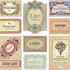 Resultado de imagen para ornaments labels and frames