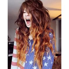 Unrealistic Hair Expectations ❤ liked on Polyvore featuring hair and girls