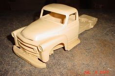1956 International Harvester S-120 R&R RESIN 1/24 1/25th BODY KIT #RR