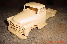 1956 International Harvester S-120 R&R RESIN 1/24 1/25th BODY KIT #RR