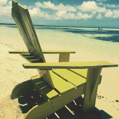 This could be your chair Outdoor Chairs, Outdoor Furniture, Outdoor Decor, Vacations, Caribbean, Sun, Home Decor, Holidays, Decoration Home