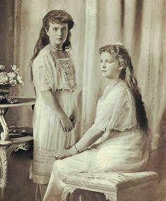 Maria and Anastasia