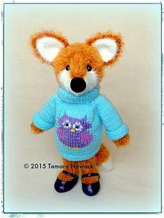 Foxy Girl Lissy Crochet Pattern