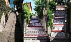 Cele mai frumoase scări din lume. Două obiective din România, pe primele locuri