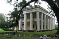 Ashland Plantation was an historic plantation estate and home of Duncan Farrar Kenner, located in Darrow, Louisiana. Ashland was also known as Belle Helene. The estate is an example of Classical Revival style. Built 1841.