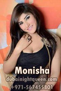 Monisha, the lovely female companion in Dubai, uae. She is perfect for dinner date experience.