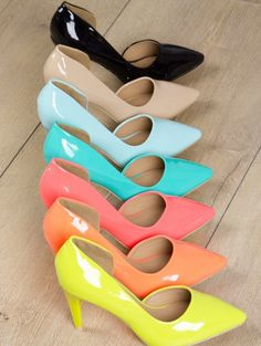 <3 If the shoes fit, but it in every color :)
