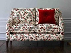 Cranberry Couch.