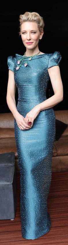 Cate Blanchett... elegance at its finest