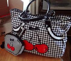 :)  cherry bag
