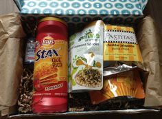 Goodies Co. Box Review - Monthly Food Tasting Subscription