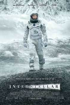 Interstellar (2014-Sci/Fi) Film Science Fiction, Fiction Movies, Sci Fi Movies, Movies To Watch, Good Movies, Movie Tv, Foreign Movies, Novel Movies, Movie Titles