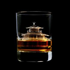 Stunning 3D Printed Ice Cubes To Promote Japanese Whisky Brand Suntory