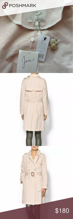 S oversized wow NEW American Vintage cocoon coat Jacket 7//8 sleeves beige XS