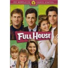 Full House: The Complete Fourth Season (DVD, Set) for sale online Old Tv Shows, Best Tv Shows, Movies And Tv Shows, Favorite Tv Shows, 80s Shows, Annette Funicello, Disney Channel, Hollywood, Full House
