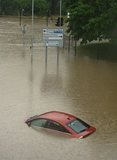 floods in the UK