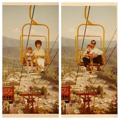 Vintage Gatlinburg, Tn., 1966 Skylift  Both my husband and brother-in-law worked their way through college at East Tenn State Univ by working summers and weekends at the Gatlinburg Sky Lift in the early 1960s