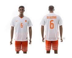 http://www.xjersey.com/201516-netherlands-6-de-guzman-away-jersey.html 2015-16 NETHERLANDS 6 DE GUZMAN AWAY JERSEY Only 33.11€ , Free Shipping!