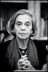 Sophia de Mello Breyner Andresen -    Portuguese poet and writer. In 2014, she was unanimously chosen by the Parliament with National Pantheon honours, the second woman to be so honored,