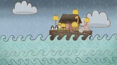 Noah (God's Friend) Music video for all ages telling the story of Noah.