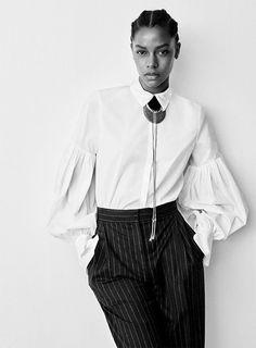 Белая рубашка в мире моды. Вечная и универсальная классика | MODA | Яндекс Дзен