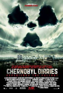 Chernobyl Diaries (2012), Alcon Entertainment and FilmNation Entertainment with Jesse McCartney, Jonathan Sadowski, and Olivia Dudley. Freaky but Sadowski's character became tedious and irritating.