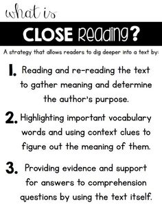 TGIF! - Thank God It's First Grade!: Close Reading in 1st Grade & A Freebie - a process for close reading Day by Day.