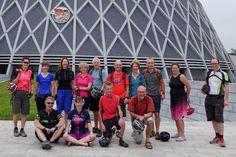Visiting the war museum in Dien Bien Phu, Hanoi to Laos Mountain Bike Epic, Vietnam, with KE Adventure Travel, https://www.keadventure.com/holidays/vietnam-laos-cycling-sapa