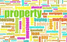 Know your real estate terminology..