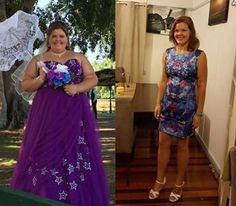 "Way to go Zoe! This mum's weight loss transformation is nothing short of SPECTACULAR! Zoe has dropped an amazing 45kgs* in just TEN MONTHS. Zoe says, ""I am lighter than I was when I was in year 7"". Read Zoe's amazing journey here: https://www.healthymummy.com/zoe-45kg-weight-loss-results/?lbwref=107"