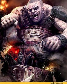 warhammer 40000,фэндомы,art,красивые картинки,Imperium,orks,Astra Militarum,Imperial Guard, ig