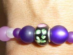 Armbänder - Zauberhaftes Perlenarmband - ein Designerstück von Zauberrose42 bei DaWanda