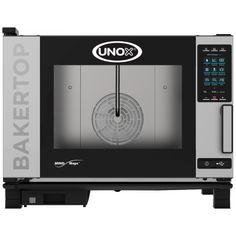 Unox BAKERTOP MIND.Maps PLUS XEBC-04EU-EPR combi oven