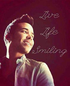 Dame una sonrisita