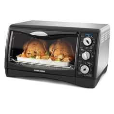 [$44.99 save 50%] Amazon Deal of the Day: Save 50% on BLACKDECKER 6 Slice Convection Oven Silver http://www.lavahotdeals.com/ca/cheap/amazon-deal-day-save-50-blackdecker-6-slice/134606