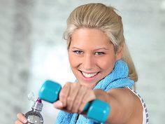 So sehen Ihre Haare nach dem Fitnesstraining im Handumdrehen frisch frisiert aus.