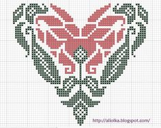 Gallery.ru / Розовое и ромашковое сердца от Angie - Амурчики, Купидончики, феечки, валентинки/freebies - Jozephina