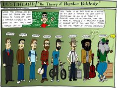 This was sent by my friends at Portland Memes. Even though our styles are different, we can both agree, hipsters suck!