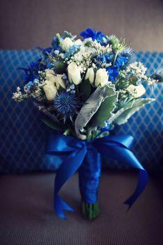 Idée bouquet pour votre mariage marin