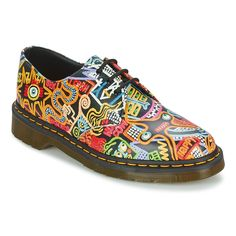Dr Martens 1461 Multicolore Kaboom Softy T