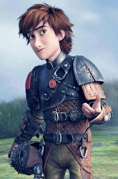 Hiccup, here comes the smolder