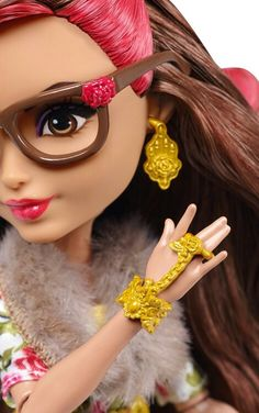 Rosabela beauty doll mattel