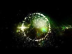 Easy Worship Background - Circle Flare BW - YouTube