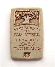 family tree, put this quote on one?