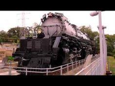 All Union Pacific Big Boy Locomotives - YouTube