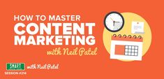 SPI How to Master Content Marketing with Neil Patel – Smart Passive Income Content Marketing, Internet Marketing, Digital Marketing, Social Enterprise, Skills To Learn, Earn Money Online, Passive Income, Business Ideas, Entrepreneurship