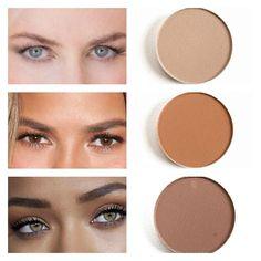 Para elegir el tono de sombra indicado para emplearlo como color de transición en tu maquillaje de ojos, deberás prestarle atención al color natural de tu piel: Neutral Eyeshadow, Hair Hacks, Makeup Inspiration, Makeup Tips, Make Up, Sugar Baby, Beauty, Outfits, Vestidos